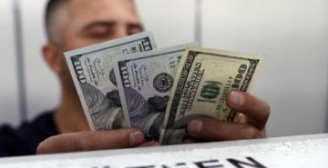 Dolar/TL kuru güne 5,45 seviyelerinde başladı