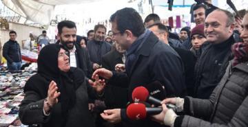 Erdoğan, İmamoğlu'na 'Sana börek yaparım ama oy vermem' diyen teyzeyi aradı