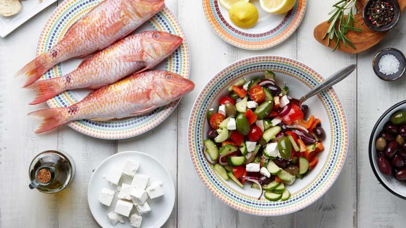 'Akdeniz diyeti kalp krizi riskini yüzde 28 azaltıyor'