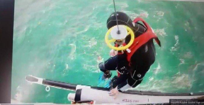 Karadeniz'de gemi faciası: 2 mürettebatın cesedine ulaşıldı