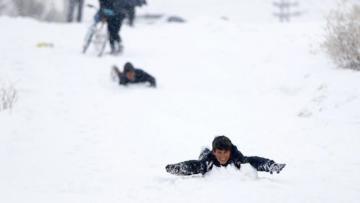 Eğitime 25 ilde kar engeli