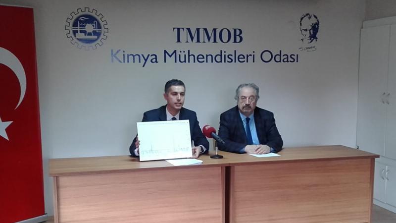 Kimya mühendisleri: Ankara`nın havası insan sağlığını tehdit ediyor!