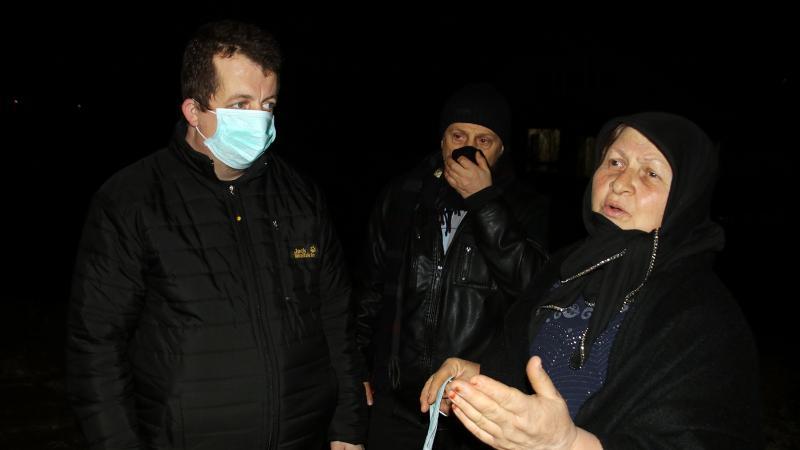 Sanayi atıkları çocukları hastanelik etti
