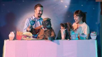 Akbank Çocuk Tiyatrosu'nun oyunu 'Goril' devam ediyor !