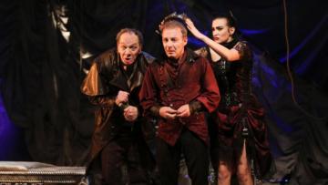 Kanlı Komedya 'Caligula' 03 Şubat'ta Baba Sahne'de