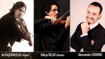 Bursa Bölge Devlet Senfoni Orkestrası'ndan 'Yaylı Çalgılar Konseri'