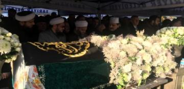 'Oflu İsmail'in eşi Kısmet Hacısüleymanoğlu toprağa verildi