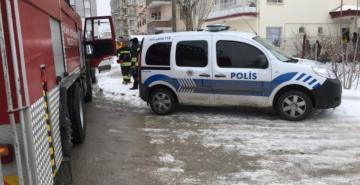 Konya'da karbonmonoksit faciası: Genç çift hayatını kaybetti