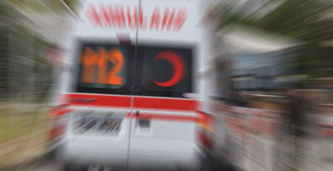 Kahramanmaraş'ta öğrenci servisi ile tır çarpıştı: 13 yaralı