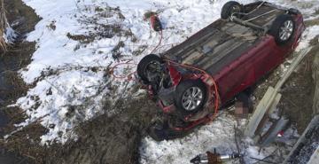 Tekirdağ'da otomobil dereye uçtu: 4'ü çocuk, 8 ölü