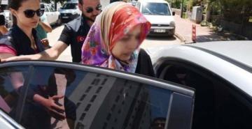 Antalya'daki cinayet anı 112 kayıtlarında