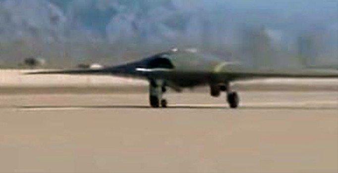Çin'in sır gibi sakladığı hava aracı ortaya çıktı