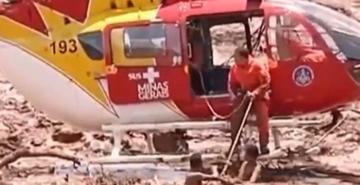 Brezilya'da baraj çöktü: En az 50 ölü