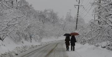 Meteorolojiden 4 il için kuvvetli kar uyarısı