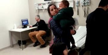 Adana'da hasta çocuklar ağladı, doktor iskambil oynadı