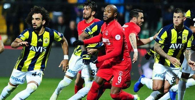 Fenerbahçe'de Ümraniye depremi
