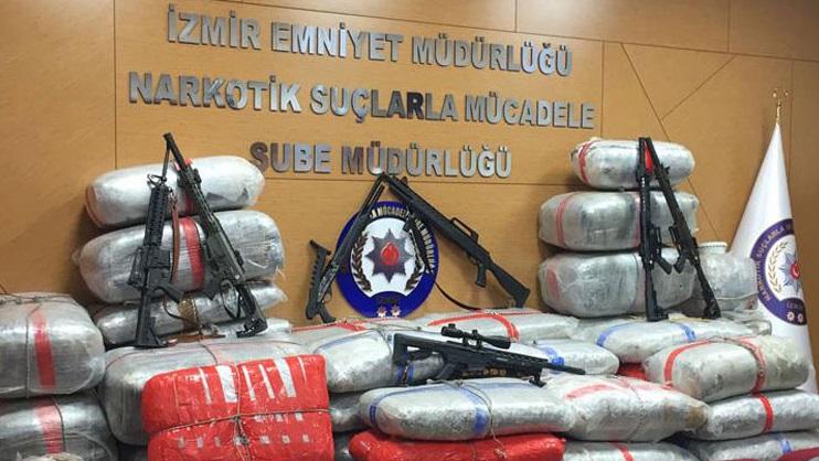 TÜRK POLİSİ AVRUPA'DAN TÜRKİYE'YE 'SKUNK' ROTASINI DEŞİFRE ETTİ