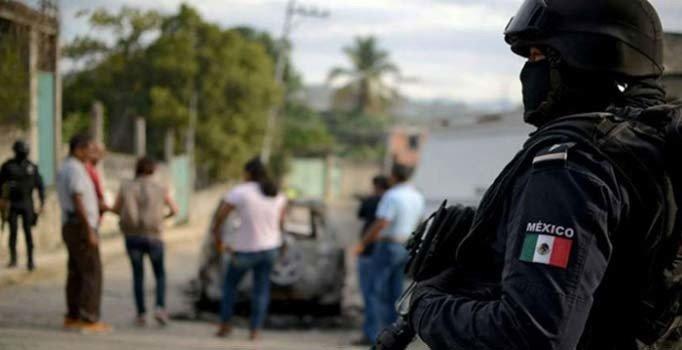 Meksika'da ordu ile çete üyeleri arasında çatışma: 6 ölü