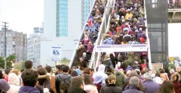 İstanbul'da toplu taşıma Çin nüfusunu aştı