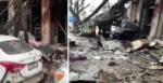 Münbiç'te patlama: Ölü ve yaralılar var