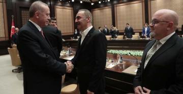 Erdoğan yeni sinema yasasını onayladı