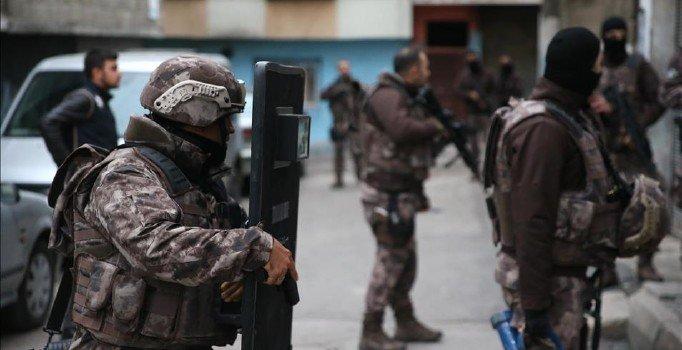 Bursa'da uyuşturucu operasyonu: 18 şüpheli gözaltında