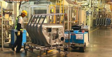 Kasım ayı sanayi üretimi rakamları açıklandı