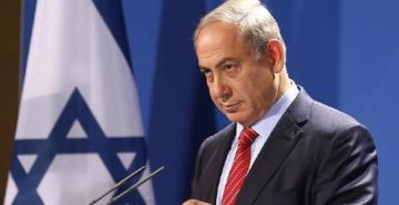 Netanyahu'dan İran'a balistik füze suçlaması