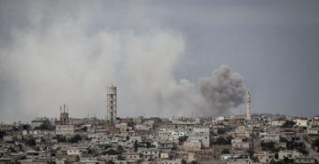 Esad rejiminden İdlib'e 100'den fazla saldırı