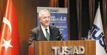 TÜSİAD'ın 49. Genel Kurul Toplantısı 20 Şubat'ta yapılacak