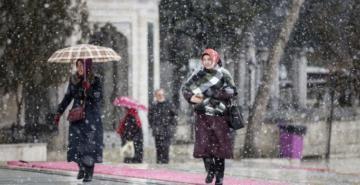 Meteorolojiden İstanbul'a son uyarı: Yarın akşam kar geliyor