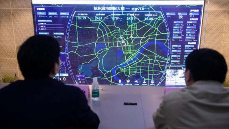 Çin yapay zekayla 'akıllı kent' kuruyor