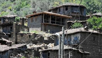 Tarihi çağlar öncesine uzanan 'Hayalet Köy'e imar planı