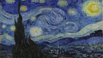 Van Gogh'a dokunacak kadar gerçek