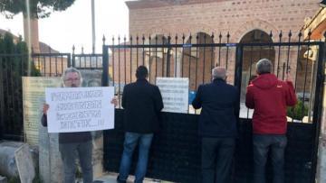 İznik Müzesi'nin 7 yıldır kapalı olmasına tepki