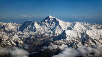 Dünya'nın derinliklerinde Everest'ten yüksek dağlar bulundu