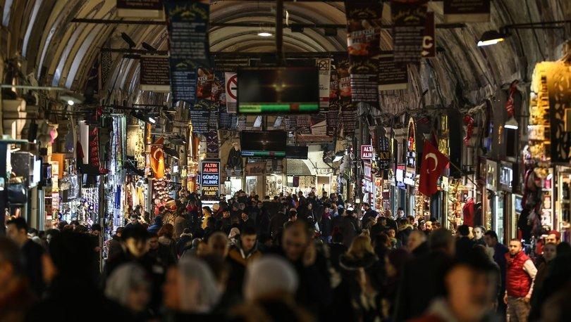 İstanbul'a 2018'de 13 milyondan fazla turist geldi