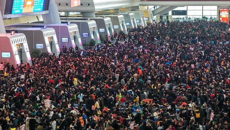 Çin, 1 haftada 76 milyar dolar turizm geliri elde etti