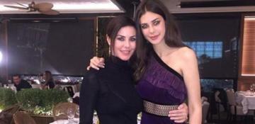 Defne Samyeli ve kızı Deren Talu'ya o diziden teklif gitmiş!