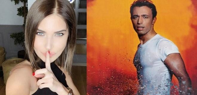 Melis Sütşurup'tan aşkı Mustafa Sandal'a çağrı