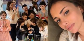 Emina Jahovic – Mustafa Sandal buluşması!