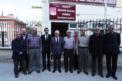 Vali Çakacak'tan Türkiye Muharip Gaziler Derneği'ne ziyaret