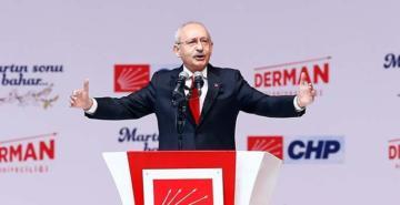 CHP'nin 12 maddelik beyannamesini açıkladı
