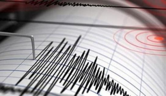 Çanakkale'de 3.9 büyüklüğünde deprem!