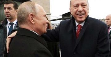 Erdoğan ile Putin arasında güldüren 'zırhlı' diyaloğu