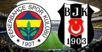 Beşiktaş-Fenerbahçe derbi saati belli oldu
