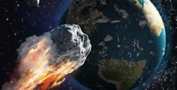 32 bin 300 km hızla ilerleyen göktaşı Dünya'yı teğet geçecek