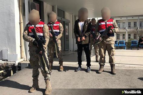 METROPOLLERE SALDIRI İÇİN GÖNDERİLEN PKK'LI TERÖRİST YAKALANDI