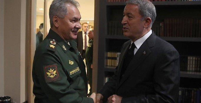 Rusya Savunma Bakanı Şoygu, bugün Ankara'ya geliyor