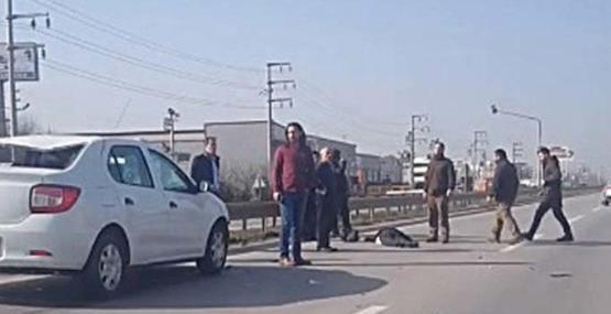 Kazada yaralandı kızının çalıştığı hastanede öldü